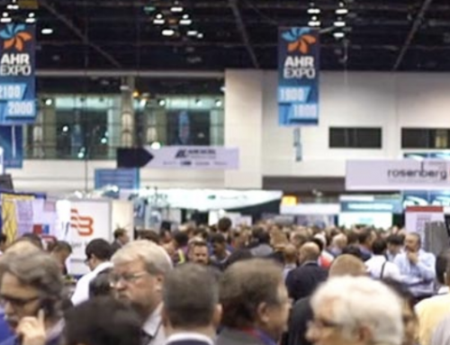 "What Were The ""Uber"" Type Technologies Being Exhibited At The AHR Show"